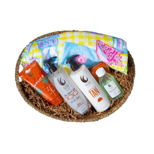 Sun Remedy Gift Set from Key West Aloe