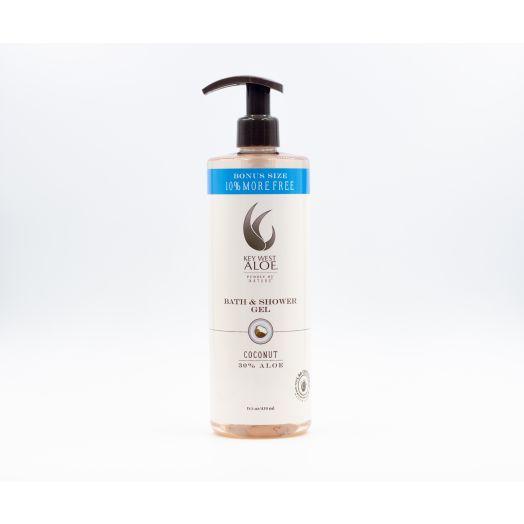 Coconut Bath & Shower Gel 15.5oz