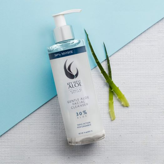 Gentle Aloe Facial Cleanser 9oz