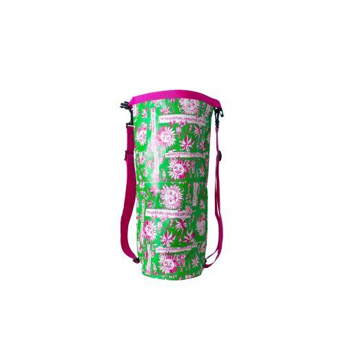 Pink & Green Holiday Dry Bag