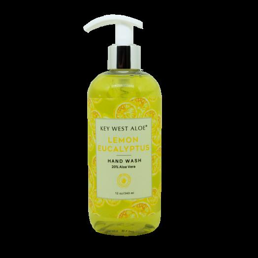 Lemon Eucalyptus Hand Wash - Key West Aloe