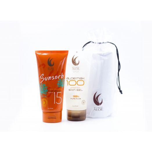 Reef Safe Sunsorb SPF 15  &  Aloe