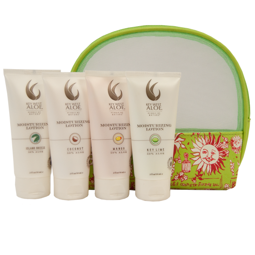 Tropical Escapes On The Go by Key West Aloe