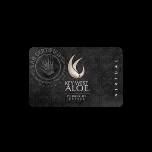 Key West Aloe Virtual Gift Card