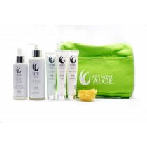 Daily Aloe Facial Essentials by Key West Aloe