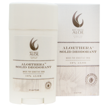 Key West Aloe - Aloe Solid Deodorant 2.5 oz