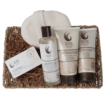 Aloethera Shower Essentials Gift Set from Key West Aloe