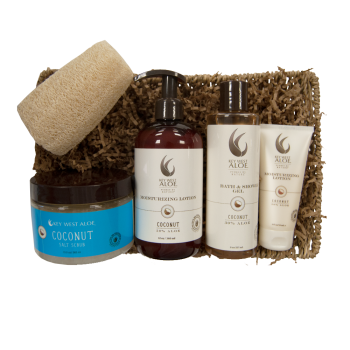 All About Coconut from Key West Aloe