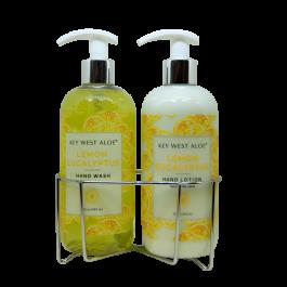 Lemon Eucalyptus Sink Duo - Skin Duo