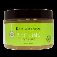Key Lime Salt Scrub 13 oz
