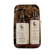 All About Frangipani gift set from Key West Aloe