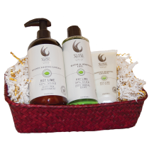 Key Lime Delight Gift Basket from Key West Aloe