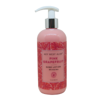 Pink Grapefruit Hand Lotion, made with 50% Lab Certified Aloe Vera