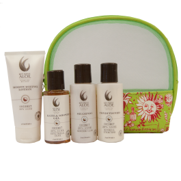 Coconut Essentials To Go by Key West Aloe