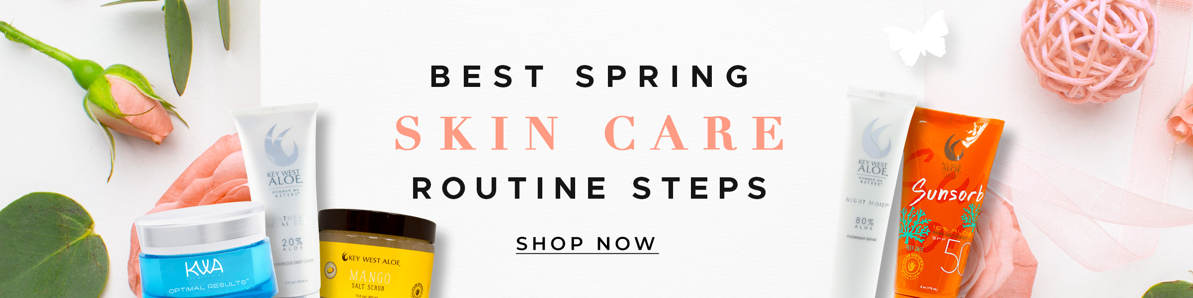 Spring Time Beauty Tips